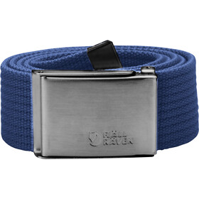Fjällräven Canvas Belt deep blue